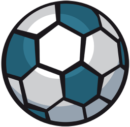 Ball, basic object to play football or soccer Game