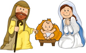 Holy Family: Jesus, Virgin Mary and St. Joseph Game