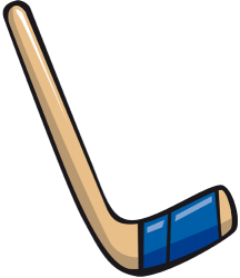 Ice hockey stick Game