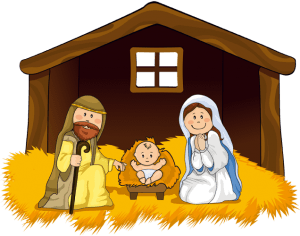 Nativity of Jesus, manger scene Game