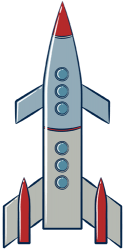 Rocket for interplanetary transport Game