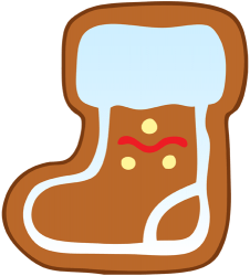 Santa Claus boot biscuit Game