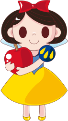Snow White with the poisoned apple Game