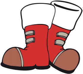 The Santa Claus boots Game