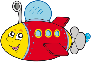 Tourist submarine or research submarine Game