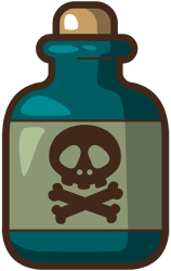 Toxic and dangerous chemical product Game