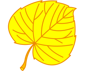 A dry leaf of yellow colour Game
