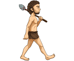 Archaic Homo sapiens, tools and weapons Game