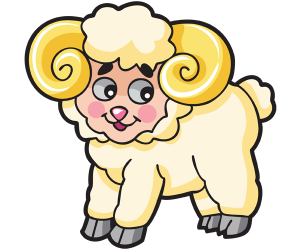 Aries. The ram. First sign of the zodiac Game