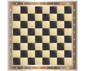 Chessboard, it has 64 squares Game