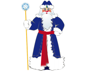Grandfather Frost, Ded Moroz, slavic tradition Game