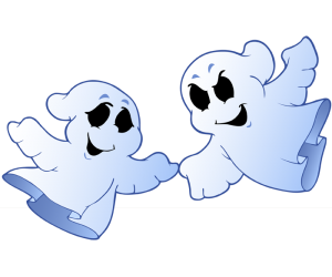 Halloween ghosts Game