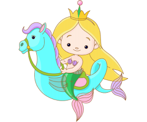 Mythological beings dot to dot game printables hippocamp with the queen of sirens altavistaventures Image collections