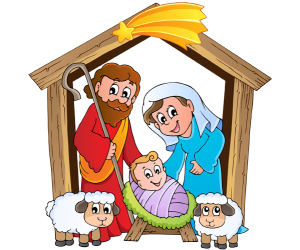 Nativity scene, a Christmas tradition Game