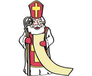 Saint Nicholas, tradition on December 6th Game