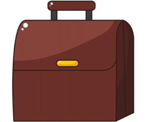 The briefcase of the lawyer Game