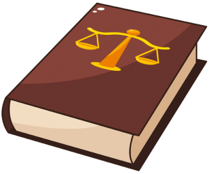 The Law, the book of the law to make justice Game