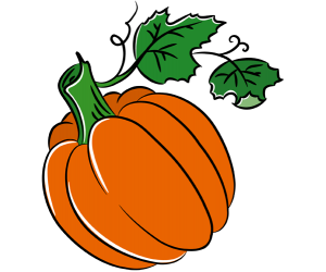 The pumpkin is a typical fruit of autumn Game
